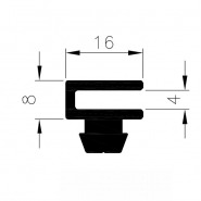 Skydeprofil, 1105-16