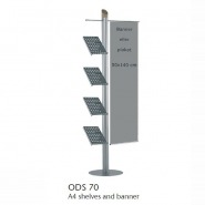 Displaystander Orion 70