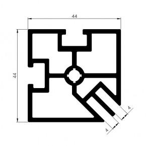 Hjørneprofil SF-44-44-2