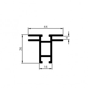 Bannerprofil SF-36-2