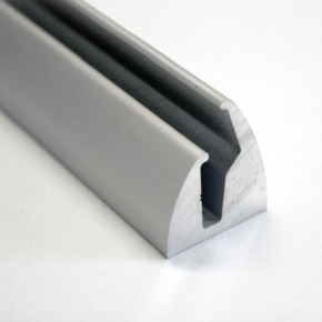 Skilteholder - Topskiltprofil, smal