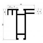 Plade- og bannerprofil SF-44-9