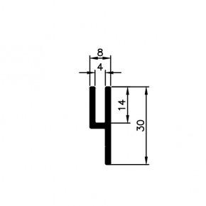 SF-44-H indbygningsprofil