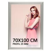 700x1000-25 mm snapramme - smig