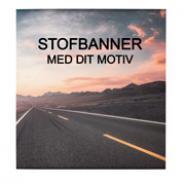 Stofbanner 2000 x 2000 mm