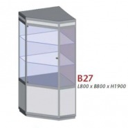 B27, Uni-shop vitrine