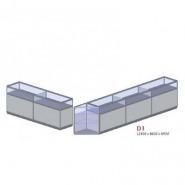 D1, Uni-shop diske