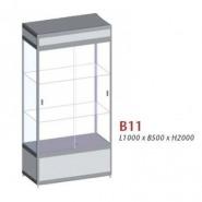 B11, Uni-shop vitrine
