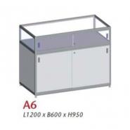 A6, Uni-shop disk