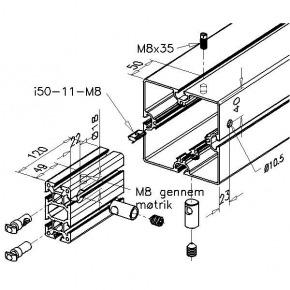 Samleled, PC120-2