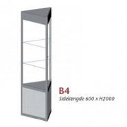 B4, Uni-shop vitrine