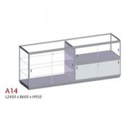 A14, Uni-shop disk