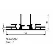 Bannerprofil SF-44-120-2, LED