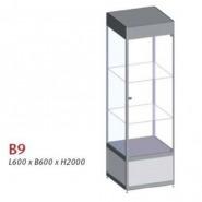 B9, Uni-shop vitrine