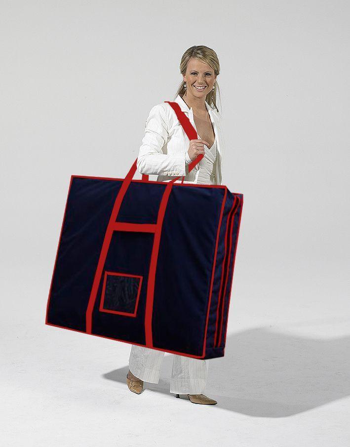 folding counter portable bag