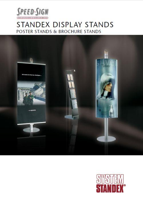 poster display stands 500x700