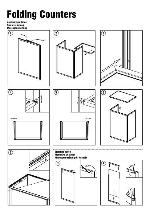 instruction folding counter
