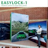 Easylock 1, rammer og profiler
