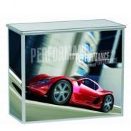 Foldbar messedisk PC-2-L 1070x515x895 mm
